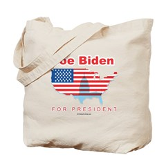 Joe Biden for President Tote Bag
