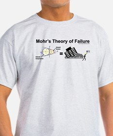 Mohr's Theory of Failure 2 T-Shirt
