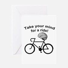 Mind Ride Greeting Cards