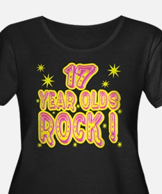 17 Year Olds Rock ! T
