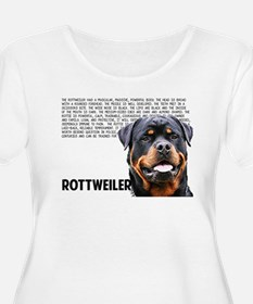 Unique Rottweiler T-Shirt