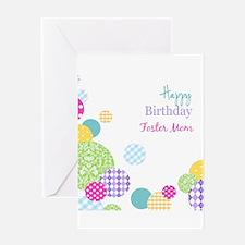 Happy Birthday Foster Mom Greeting Cards