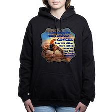 Genocide Women's Hooded Sweatshirt