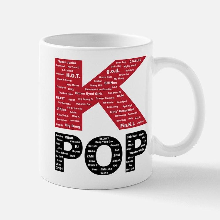 Cute K pop Mug