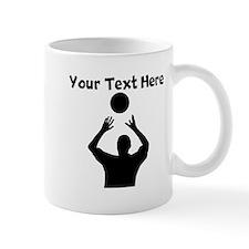 Volleyball Set Mugs