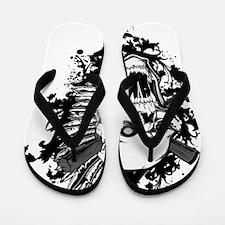 Unique Vampires Flip Flops