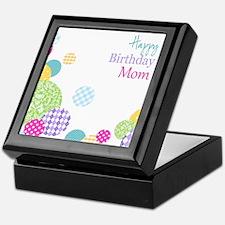 Happy Birthday Mom Keepsake Box