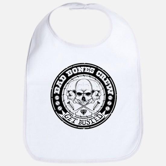 Bad Bones Crew Design Bib