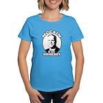 McCain is my homeboy Women's Dark T-Shirt