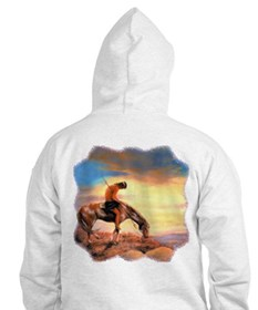 End of the Trail Hoodie