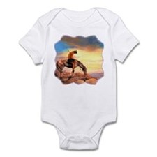 End of the Trail Infant Bodysuit