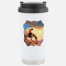 End of the Trail Stainless Steel Travel Mug