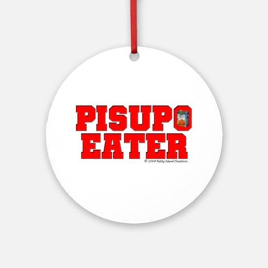 Pisupo Eater Ornament (Round)