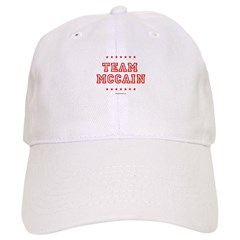 TEAM MCCAIN Baseball Cap