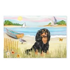 Rowboat / Cavalier (BT) Postcards (Package of 8)
