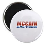 MCCAIN for President Magnet