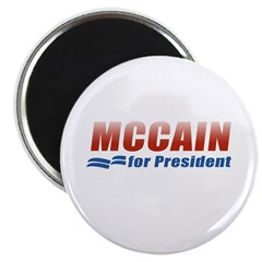 MCCAIN for President Magnet