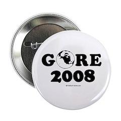 Gore 2008 Button