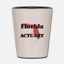 Florida Actuary Shot Glass