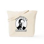 Al Gore is my homeboy Tote Bag