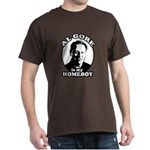 Al Gore is my homeboy Dark T-Shirt