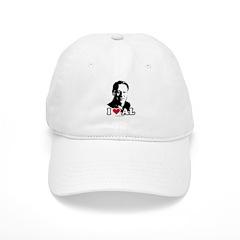 I Love Al Gore Baseball Cap