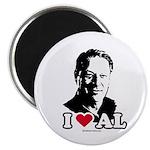 I Love Al Gore Magnet