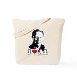 I Love Al Gore Tote Bag
