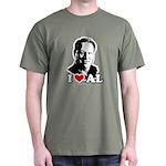 I Love Al Gore Dark T-Shirt