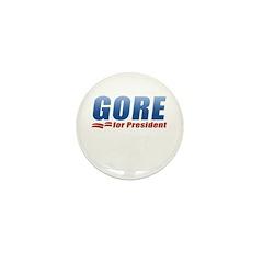 Gore for President Mini Button (10 pack)