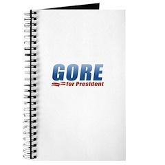 Gore for President Journal
