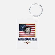 Custer (C2) Keychains