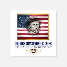 Custer (C2) Sticker