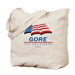 Gore for President Tote Bag