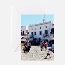 A Taste of Greece Greeting Cards