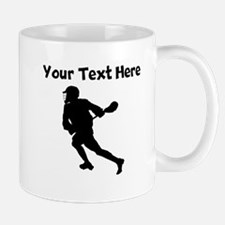Lacrosse Player Mugs