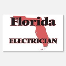 Florida Electrician Decal