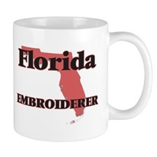 Florida Embroiderer Mugs