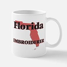 Florida Embroiderer Mugs