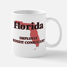 Florida Employee Benefit Consultant Mugs