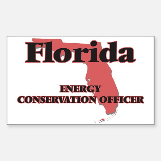 Florida Energy Conservation Officer Decal