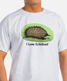 Unique Echidna T-Shirt