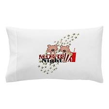 Movie Night Pillow Case