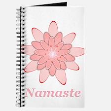 Nanaste Pink Lotus Journal