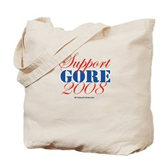 Support Gore Tote Bag