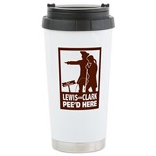 Cute Lewis Travel Mug