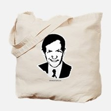 Dennis Kucinich Face Tote Bag
