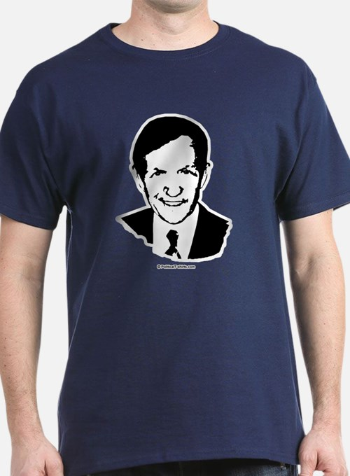 Dennis Kucinich Face T-Shirt
