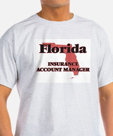 Florida Insurance Account Manager T-Shirt