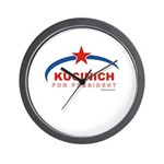 Kucinich for President Wall Clock